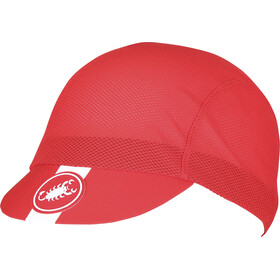 Castelli A/C Cycling Cap red